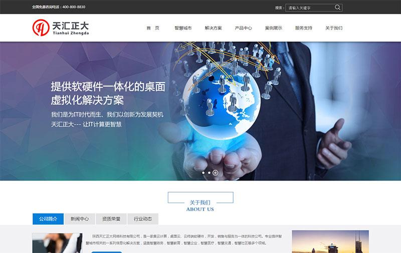 陕西天汇正大网络科技有限公司