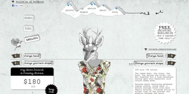 网站设计手绘元素